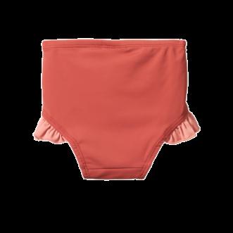 Ruffle Swim Shorts