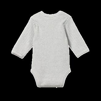 Long Sleeve Kimono Bodysuit