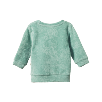 Cotton Terry Aubrey Sweater