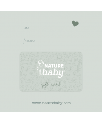 Nature Baby online gift card