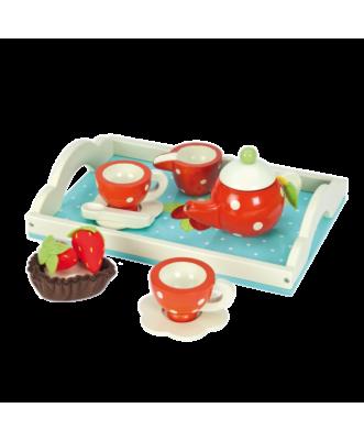 Le Toy Van Tea Set