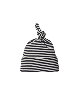 Cotton Knotted Beanie