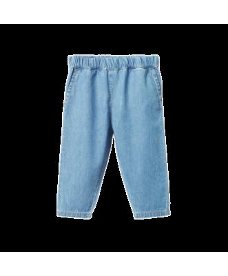 Chambray Sailor Pants