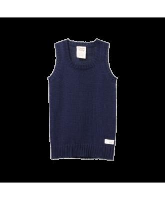 Merino Knit Vest
