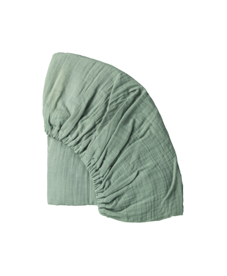 Muslin Fitted Sheet 2 Pack