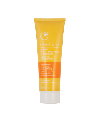 Oasis Sun SPF30+ Sunscreen 250ml
