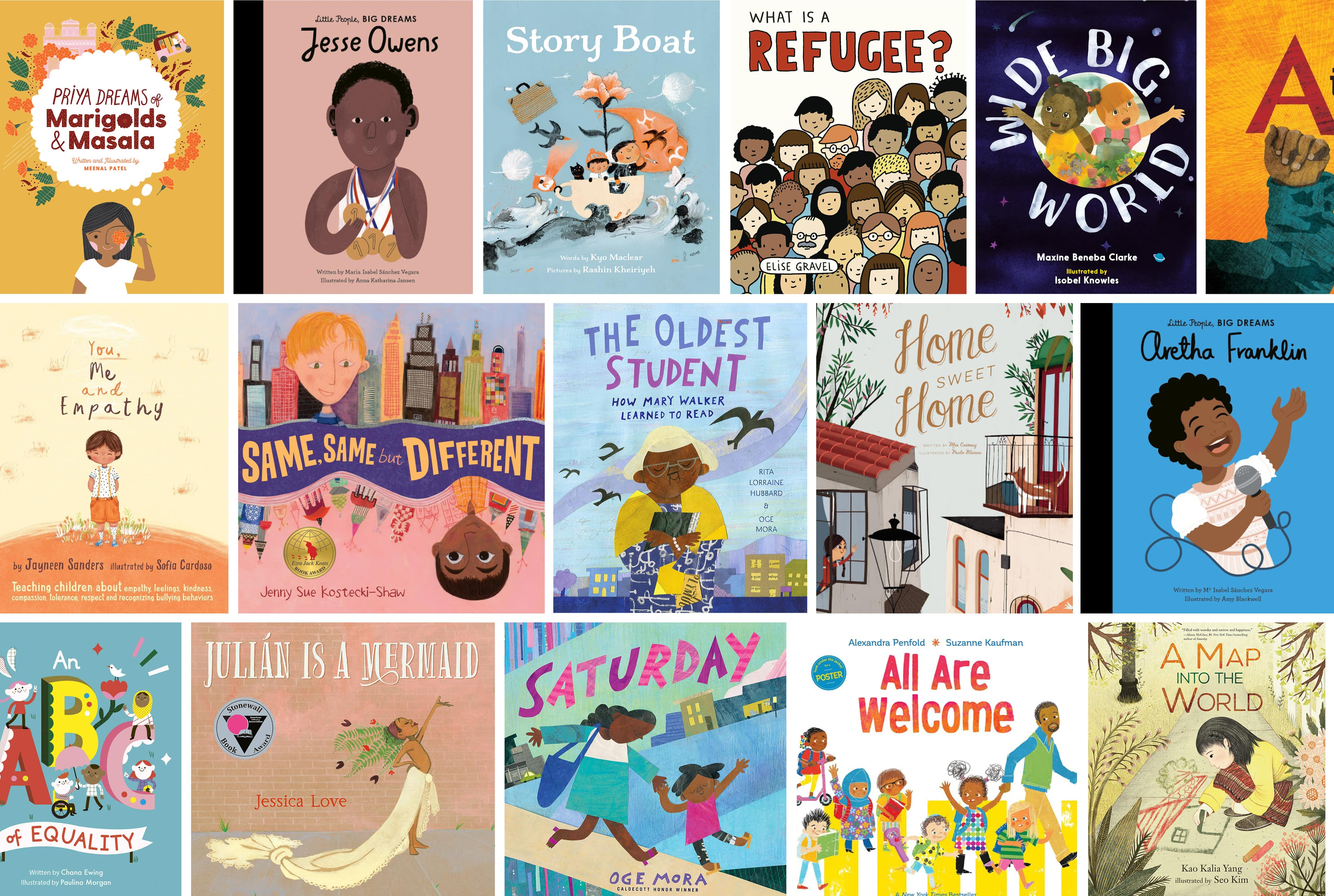 books to read: diversity & inclusion