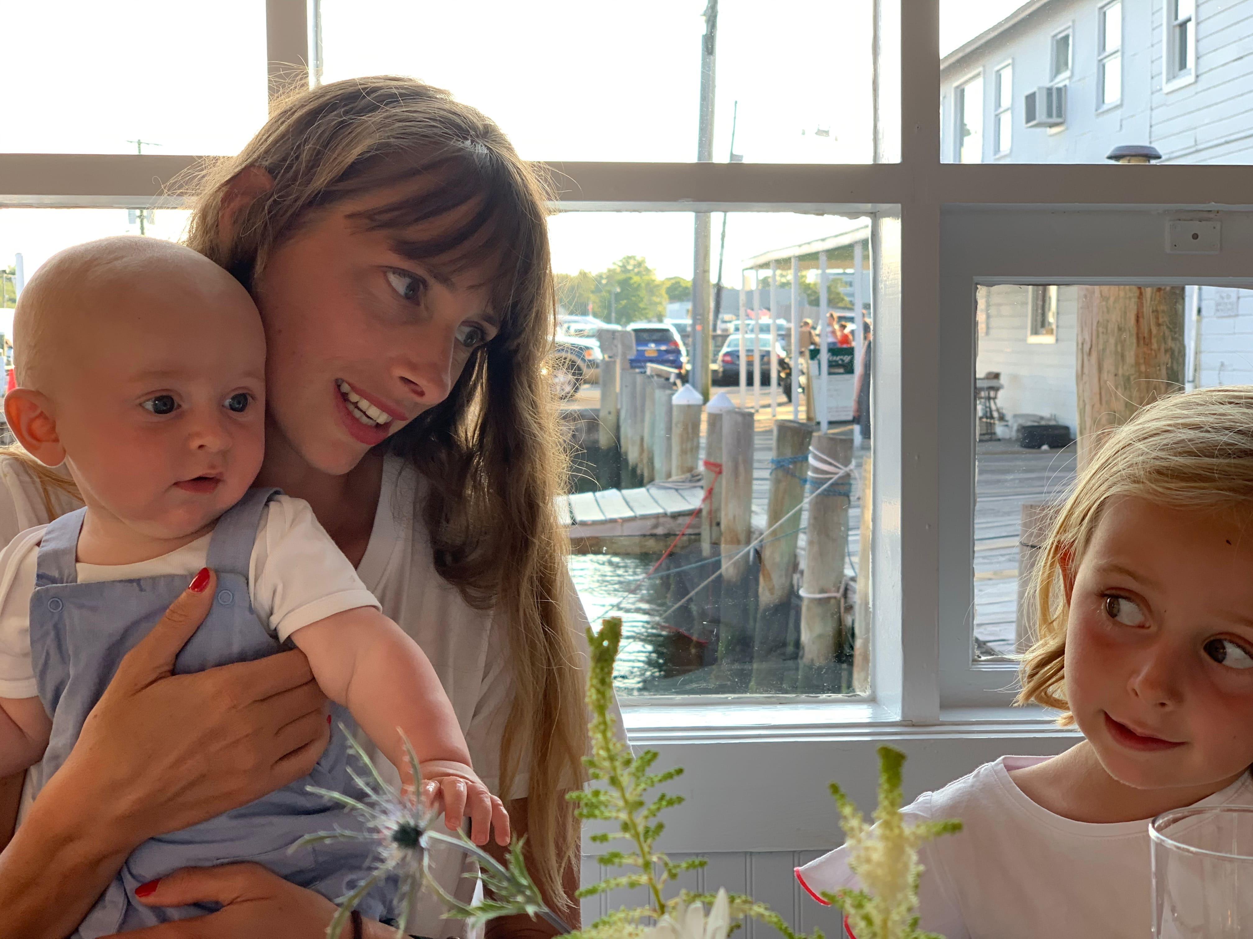 motherhood: anna hewitt